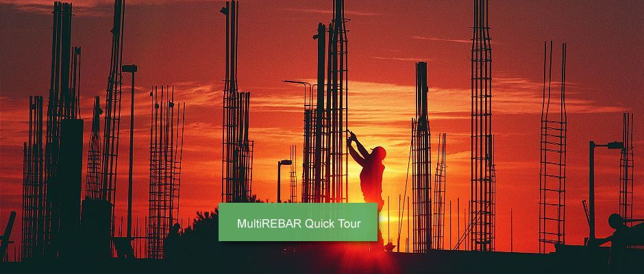 MultiSUITE Software - Steel and Concrete for AutoCAD